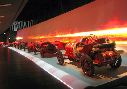 Turijn_Museum-automobile