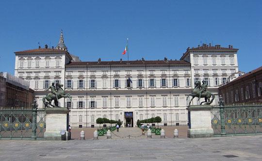 Turijn_Palazzo_Reale