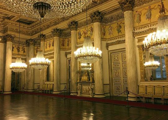 Turijn_Palazzo_reale_balzaal