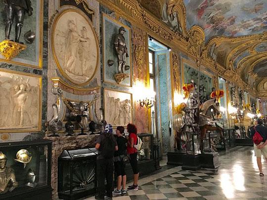 Turijn_Armeria_Reale_museum