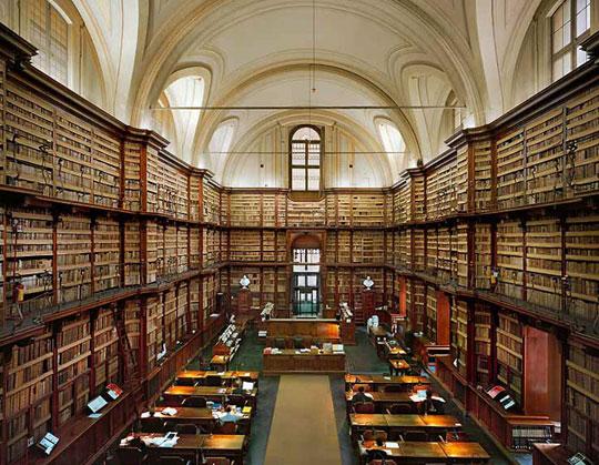 Turijn_biblioteca-reale-bibliotheek