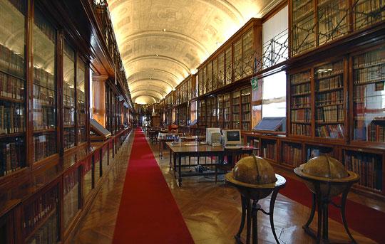 Turijn_biblioteca-reale