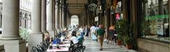 Via Roma (van Piazza Carlo Felice tot Piazza Castello)