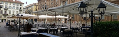 Ristorante del Cambio - dineren in een historische omgeving