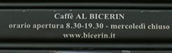 Caffé Al Bicerin