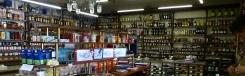Historische winkels in Turijn