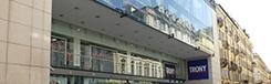 Winkelcentra in Turijn