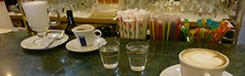 Koffie van Vergnano, Costadoro en Lavazza