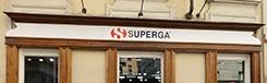 Schoenen van Superga