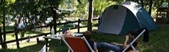 Camping Verna in Cumiana