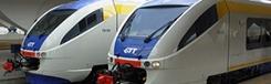 Per trein naar Turijn