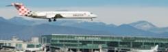 Met het vliegtuig naar Turijn