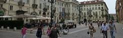 Stadswandelingen in Turijn