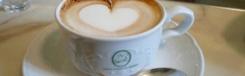 Turijn, stad van de koffie