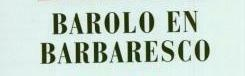 Barolo en Barbaresco