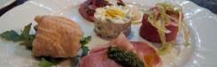 Proef de Piemontese keuken bij restaurant L'Angolo Divino