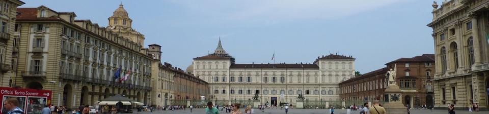 piazza castello turijn