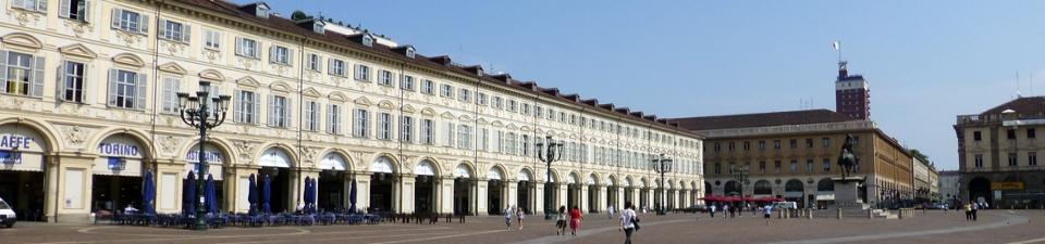 piazza san carlo turijn
